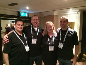 Your UKVMUG Committee, serving you from 2011-2015